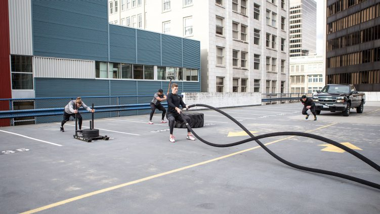 The Yard Athletics - Workouts