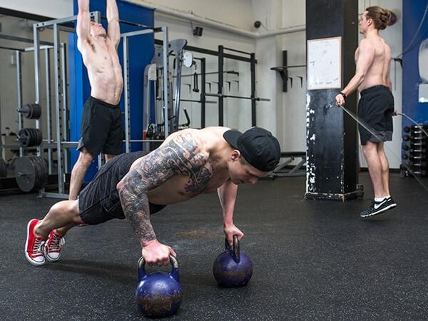 The Yard Athletics - Group Training