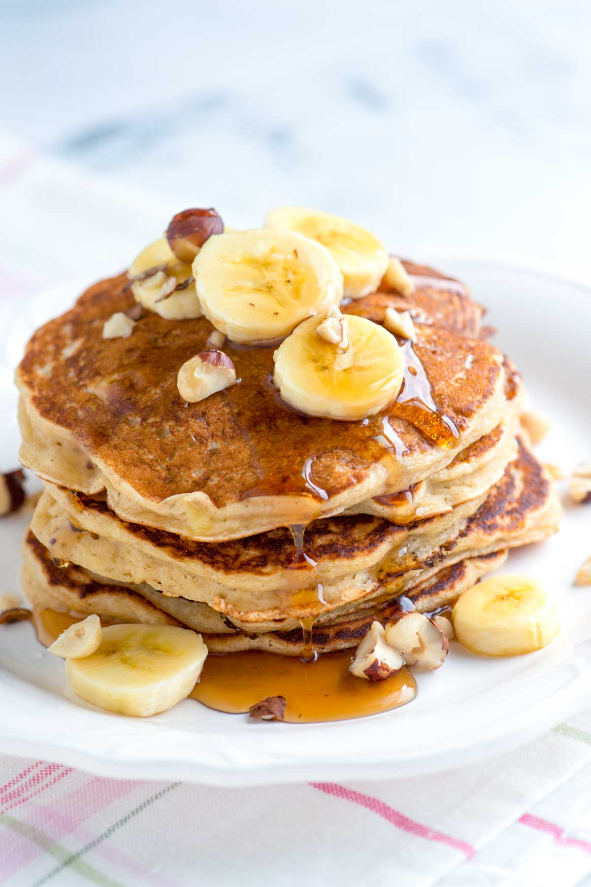 Chickpea Flour Banana Pancakes From Ashley