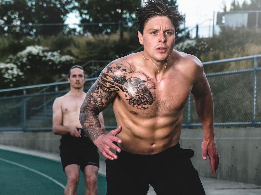 The Yard Athletics - Ilan Cumberbirch