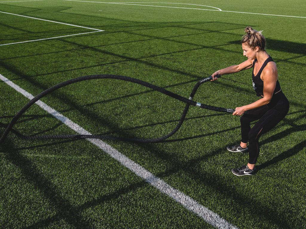 The Yard Athletics - Jocelyn Erickson