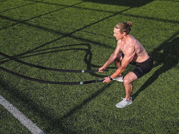 The Yard Athletics - Sam Shaw