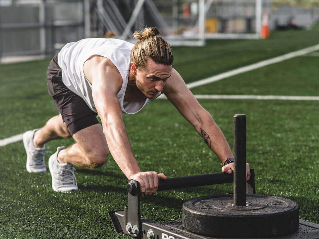 Sam Shaw - The Yard Athletics