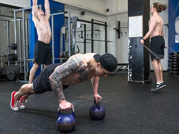 Yard Athletics - Vancouver Strength and Conditioning Coach