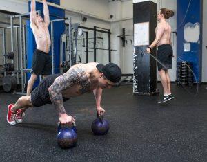 Yard Athletics Training Series - Foundations of Strength Program