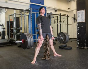 Yard Training Series Advanced Strength Program