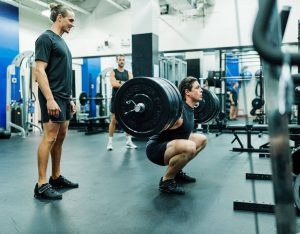 Yard Training Series Advanced Strength Program