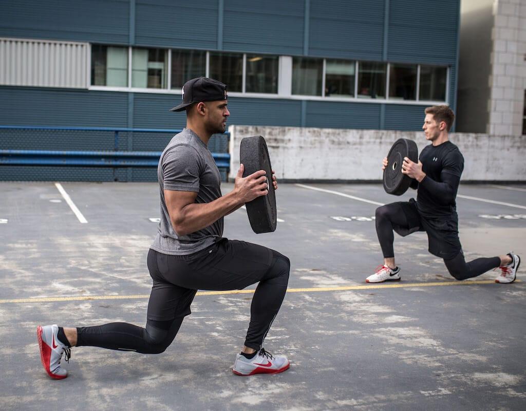 Yard Athletics Training Series - Advanced Strength Program