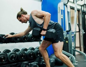 Training Series Dumbbell Program 2 - Featured Image