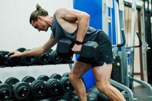 Training Series Dumbbell Program 2 - Wide