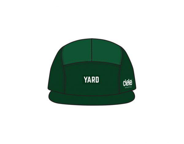Yard CLB Cap Green - Front