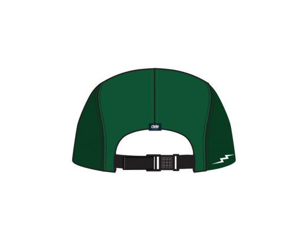 Yard CLB Cap Green - Back