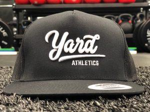 Yard 5 panel trucker hat