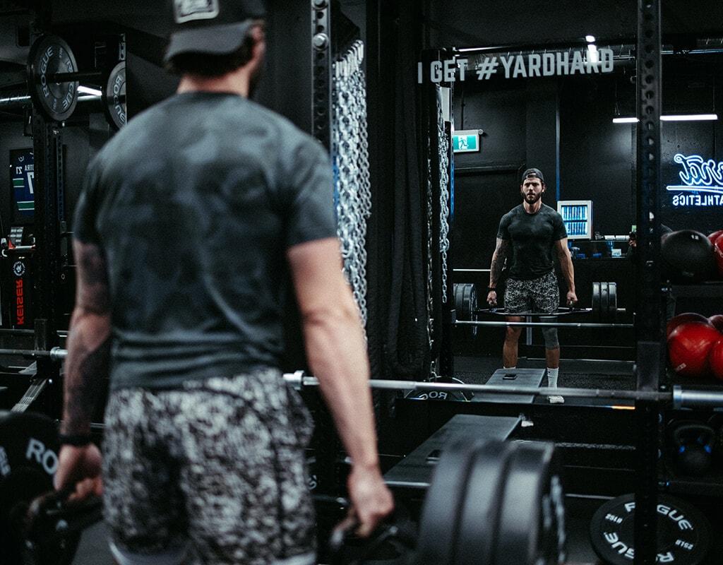 Advanced Strength Training