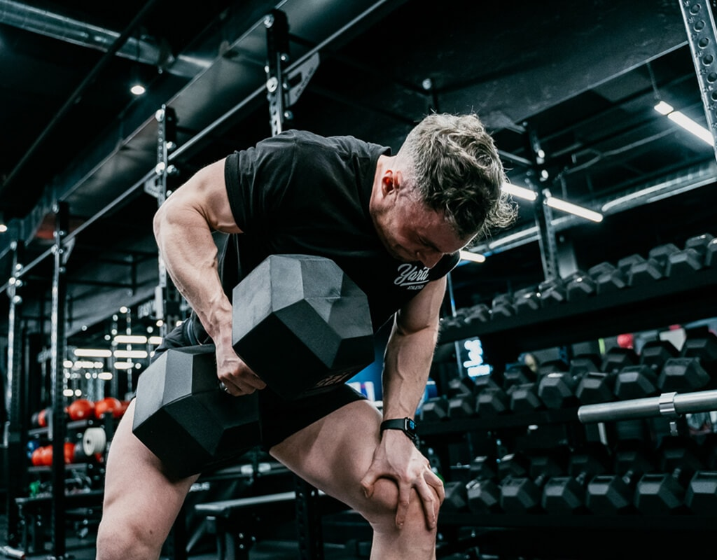 Yard Athletics Dumbbell & Bodyweight Online Training Program